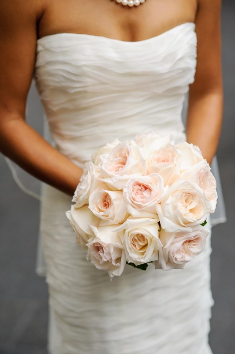 A bridal bouquet shot by our amazing wedding photographer Amber Wilkie.